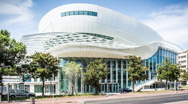 Palais des Congrès Antibes - Juan-les-Pins